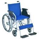 自走式 車椅子 【テイコブ標準型】 折り畳み スチール