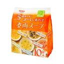 春雨スープ5種60食セット 3セット(計180食)【代引不可】