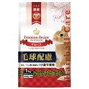 (まとめ)プレミアムレシピ ヘアボールケア グロース 1kg (ペット用品)【×10セット】