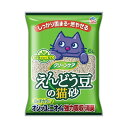 ショッピング猫砂 (まとめ)クリーンケア えんどう豆の猫砂 (ペット用品)【×5セット】