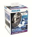 【あす楽】【送料無料】PHILIPS X-treme Ultinon LED H4 6200K 12953BWX2 LEDヘッドランプ 3年保証 車検対応 フィリップス エクストリームアルティノンLED