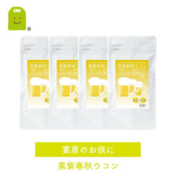 クルクミン配合ウコンサプリメント(約1年分・720粒)送料無料ウコンの力の26倍のクルクミン秋うこん