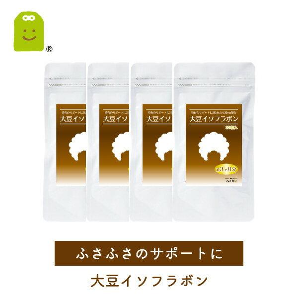 大豆イソフラボンサプリメント(送料無料・約12ヶ月分)大豆イソフラボンサプリを1日30mg美容大豆イ