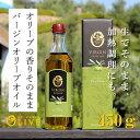 1st ORIGIN バージンオリーブオイル(450g)【 小豆島 オリーブオイル オリーブ園 パ