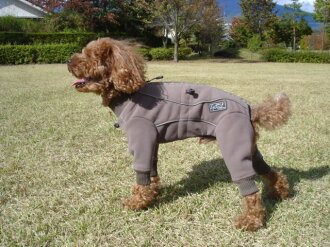 For Finland dog brand fleece overalls small and medium-sized dogs