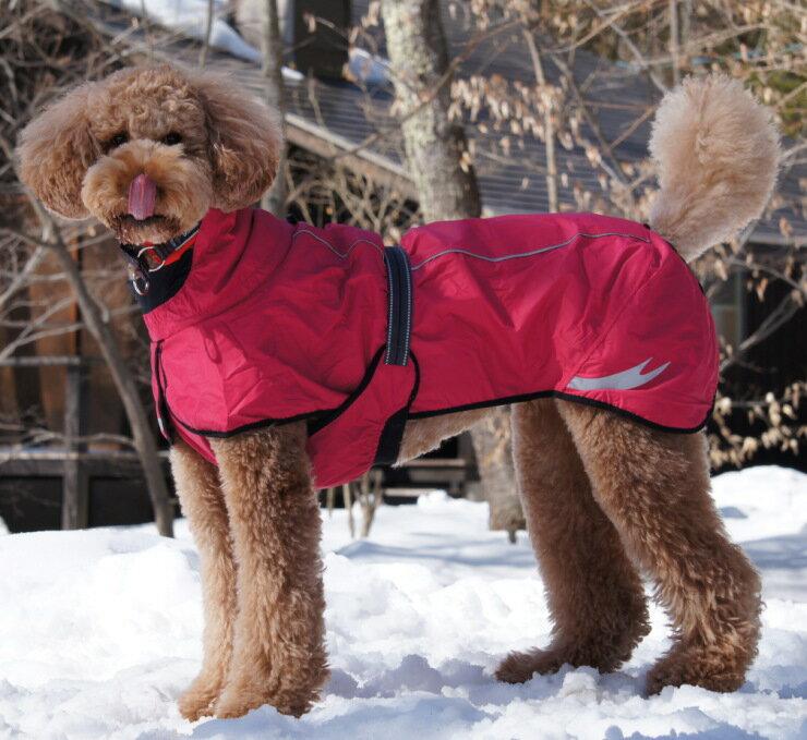 【Hurtta】【フルッタ】・ドッグレインコート「トレントコート」 中・大型犬用