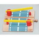 踏切 【知育玩具】【木製玩具】【木製レール】【おもちゃ】