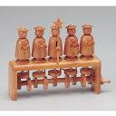 聖歌隊 【知育玩具】【木製玩具】【からくりおもちゃ】【オモチャ】