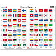 世界の国旗 【知育玩具】【知育パズル】【ラーセン】