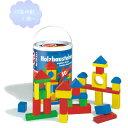 筒入積み木50P 【知育玩具】【木製玩具】【ブロック遊び】【ハーマンロスバーグ】