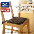 ブレスサーモのあたたかさを体感してください!【発熱するからあたたかい】ミズノ ブレスサーモ チェアパッド 19JM-301(mizuno) 座布団