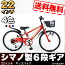 【総決算SALE★エントリーP10倍!】【KD226】子供用自転車 子供用マウンテンバイク キ