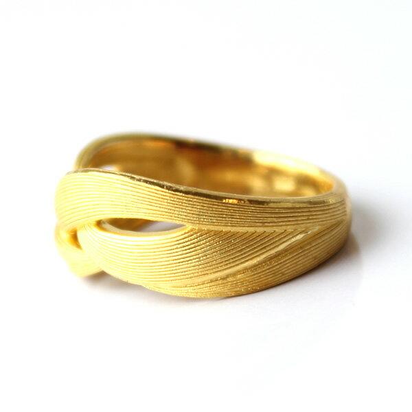 純金 指輪 リング レディース 女性 イエロー...の紹介画像2