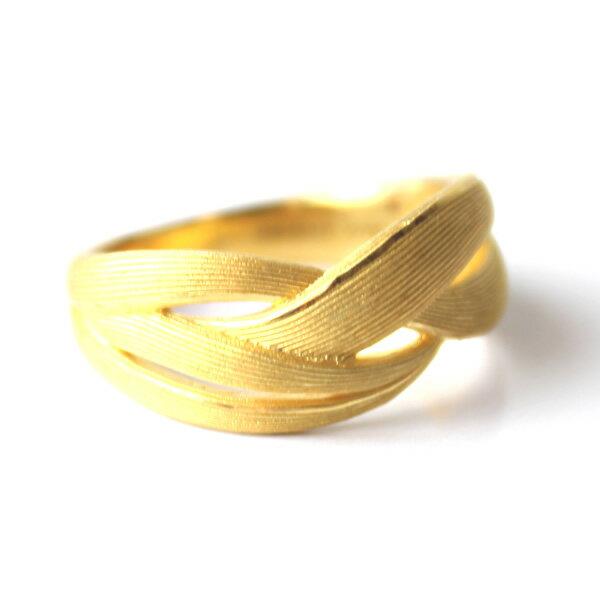 純金 指輪 リング レディース 女性 イエロー...の紹介画像3