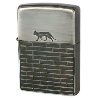 ZIPPO (ジッポ) 라이터 금속 조각 하트 시리즈 2BN-CATW (패션쇼) ジッポライター (각 인) 고양이/섹시 캣 ZIPPOlighter 기록기 − ジッポ −