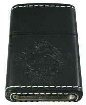 _RT] _RT] zippo lighter Zippo lighter luxury :Orobianco ( orobianco ) leather wrapped ORB-20BK / Zippo engraved Zippo
