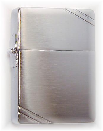 Zippo Zippo lighters Zippo lighter metal and sculpture: 1935 reprint model 1935 (corner cut design) Zippo