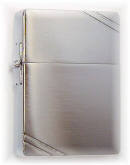 Zippo Zippo lighters Zippo lighter metal and sculpture: 1935 reprint model 1935 (corner cut design) Zippo