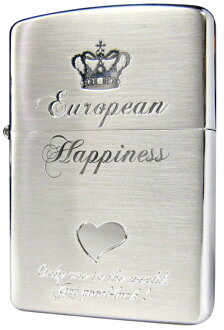_RT] Zippo zippo Zippo lighter metal engraving heart series Zippo lighters zippo 2HZ-SS (stamp-friendly)