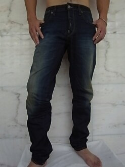 "G-star RAW g-Star [sister] ""BLIGHT DENIM"" OLD ""A CROTCH"" 3D tapered Jeans ★"