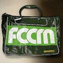 フットサル用のバッグとして考案されたビッグバッグ / カジュアルな服装はもちろん、アフタービジネスのサラリーマンが持ってもかっこよくフィットします!!スパッチオ FCCM ビッグバッグ / spazio