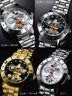 Mickey Mouse's birthday 80th anniversary commemorative watch ラブアワーズ