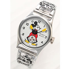 Mickey Mouse first model 1933, reprint Edition watch