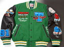 TEDMAN&amp;#39;S Ted man stadium jumper TDJ-7000 green / TED COMPANY