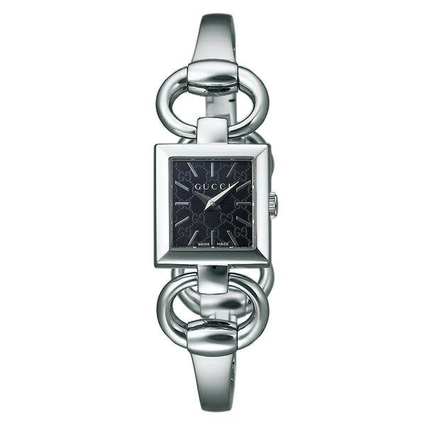 グッチ 腕時計 GUCCI 時計 レディース トルナヴォーニ スクエア / ブラック  YA120513 グッチ 腕時計 GUCCI 時計 レディース トルナヴォーニ スクエア / ブラック