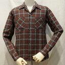 WALES CHECK-30sウェールズチェックシャツ-WALESCHECK-DELUXEWARE-デラックスウエアシャツ長袖-DALEE'S-ダリーズシャツ長袖【送料無料…