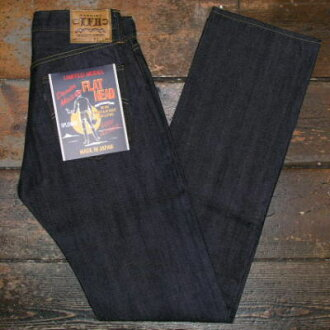 3005-22-3005 Limited model 22 and sleek w-300522-FLATHEAD-フラットヘッドデニムジーンズ flat head jeans