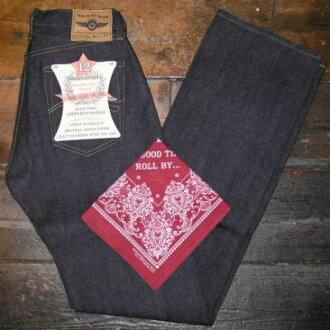 Z3005-12 anniversary commemoration models bandana with-FLATHEAD-フラットヘッドデニムジーンズ flat head jeans