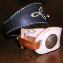2 PEACEMAKER-WB2- peacemaker breath-PEACEMAKERWB2-REDMOON-red moon leather bracelets [smtb-tk]