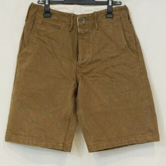 SJ 21CP-khaki - shorts ヘビィーチノ - SAMURAIJEANS-サムライジーンズハーフパンツ - サムライジーンズチノパン