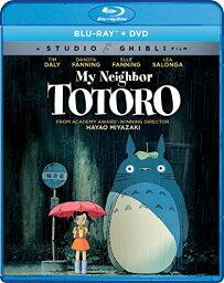 送料無料 となりのトトロ <strong>宮崎駿</strong> ジブリの名作 お得なブルーレイ BD&DVD コンボボックス 北米版