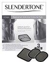 スレンダートーン パッド 正規品 1セット(3枚)スレンダートーンエボリューション プレミアム スポーツ スレンダートーンシェイプ 全てに対応 SLENDERTONE 交換パット
