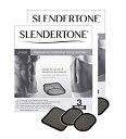 スレンダートーン パッド 正規品 2セット(6枚)スレンダートーンエボリューション プレミアム スポーツ スレンダートーンシェイプ ベルトタイプ全て対応 SLENDERTONE 交換パット
