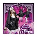 コスプレ衣装/コスチューム 【Madness Sister シスター】 ワンピース 『DEath of Doll』 〔ハロウィン イベント〕