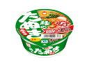 マルちゃん 緑の豆たぬき 天そば 東 カップ 45g x12 *