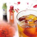 【送料無料(北海道・沖縄・離島除く)】飲むカーネーションのお酢&果実の飲む酢・ゼ