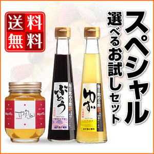 To human body health gift ♪ Grand gourmet 3 times award-winning fruit vinegar & severe election honey health set