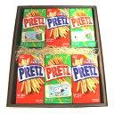 さんきゅーマーチ グリコ プリッツ サラダ ロースト (2種類・計12個) ギフト セット C (omtma0959)