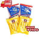 ショッピング生キャラメル (全国送料無料) 森永 塩キャラメル・ミルクキャラメル (2種・計4袋) 当たると良いねセット さんきゅーマーチ メール便 (omtmb7641)