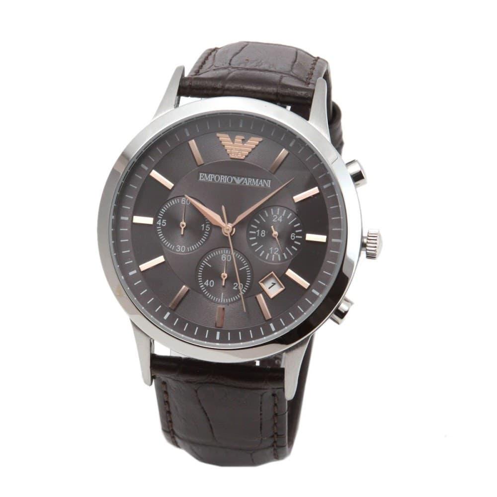 EMPORIO ARMANI エンポリオアルマーニ メンズ腕時計 AR2513 クロノグラフ 【RCP】 EMPORIO ARMANI エンポリオアルマーニ メンズ腕時計 AR2513