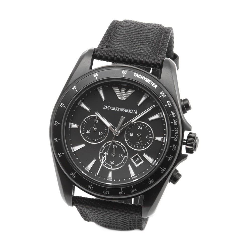 EMPORIO ARMANI エンポリオアルマーニ メンズ腕時計 AR6131 クロノグラフ 【RCP】 EMPORIO ARMANI エンポリオアルマーニ メンズ腕時計 AR6131