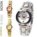 ニクソン 腕時計 レディース NIXON MINI B ミニビー 女性用 A339 選べる3色 シルバー/ローズゴールド/ゴールド
