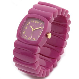 Time Will Tell タイムウィルテル ( タイムウイルテル ) watch Solid Colors Bangle breath Watch (middle size) Solid-FU (FU)-m fs3gm