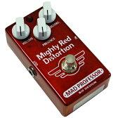 【送料無料!】【MAD PROFESSOR】【エフェクター】ディストーション New Mighty Red Distortion
