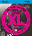 *【D'Addario(ダダリオ) ベース弦】EXL-170(EXL170)