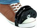 *【MEINL(マイネル)】マイネル フットパーカッション Foot Tambourine FJS2S-BK